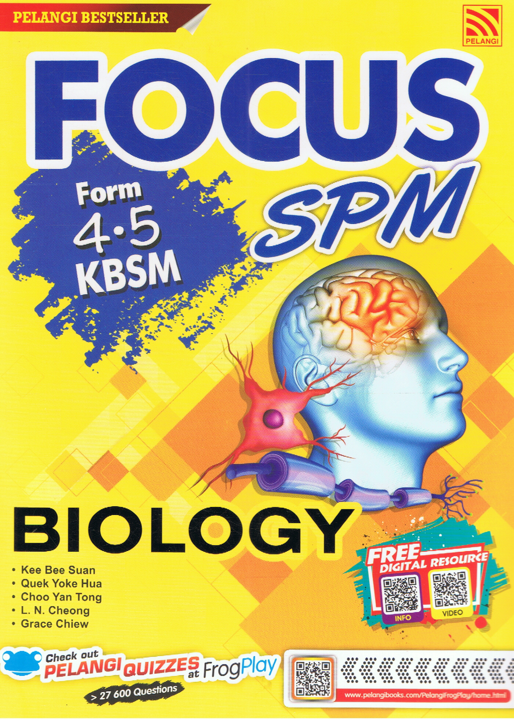 Focus SPM: Biology Form 4,5