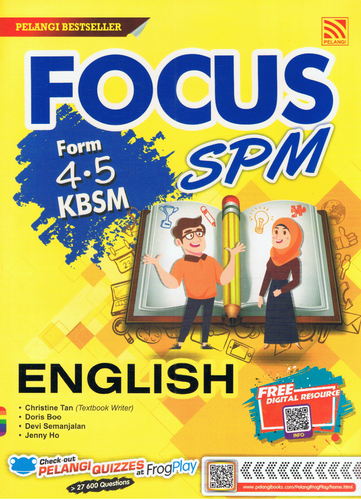 Focus SPM: English Form 4,5