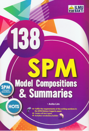 138 SPM Model Compositions & Summaries