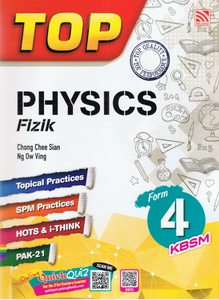 Top: Physics Form 4