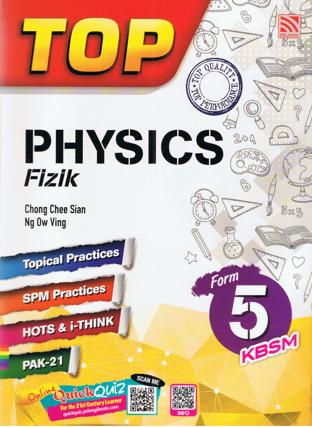 Top: Physics Form 5