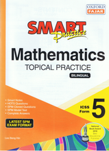 Load image into Gallery viewer, Smart Practice: Mathematics Form 5