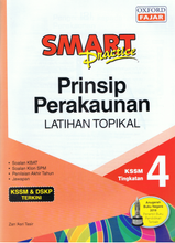 Load image into Gallery viewer, Smart Practice: Prinsip Perakaunan Tingkatan 4