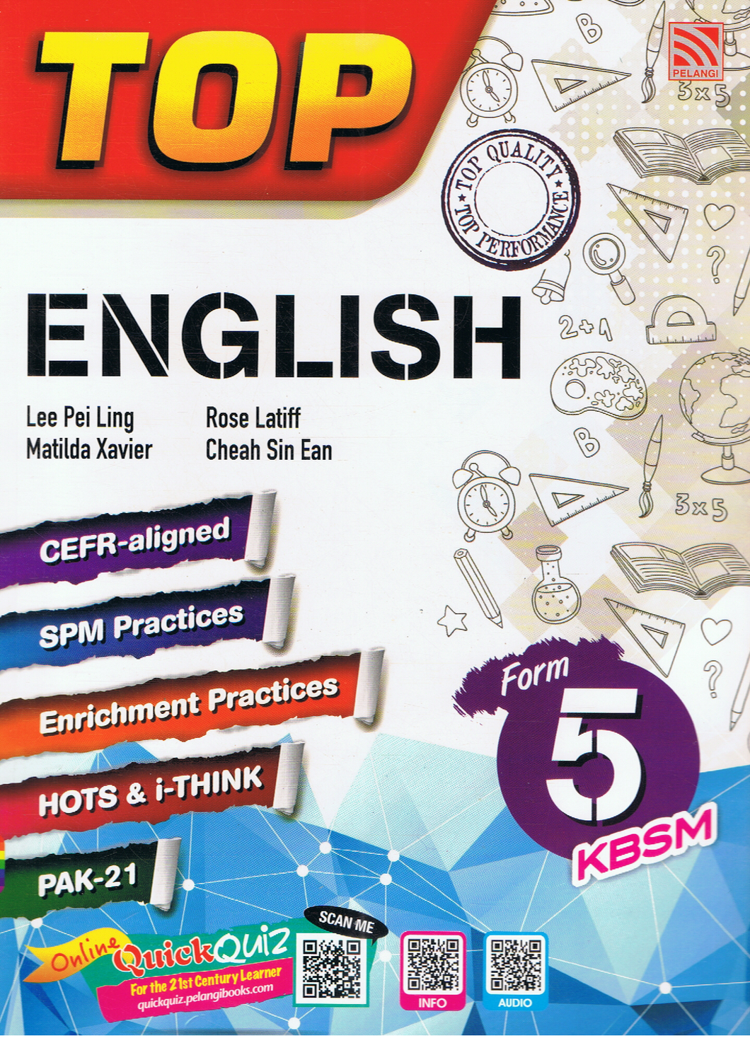 Top: English Form 5