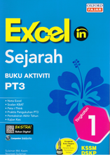 Load image into Gallery viewer, Excel In: Sejarah PT3 Tingkatan 1