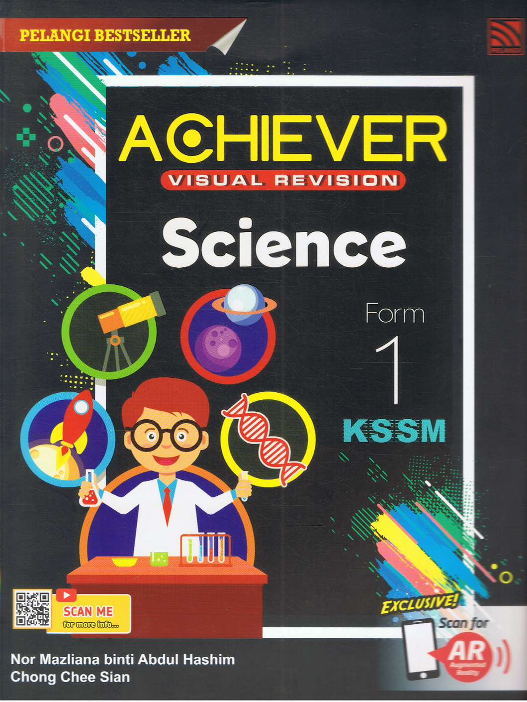 Achiever: Science Form 1