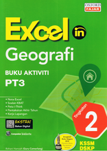 Load image into Gallery viewer, Excel In: Geografi Tingkatan 2