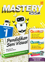 Load image into Gallery viewer, Mastery: Pendidikan Seni Visual Tingkatan 1