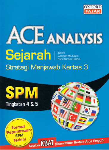 Ace Analysis: Sejarah Tingkatan 4,5
