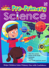 Load image into Gallery viewer, Bright Kids Books: Science Pre-Primary