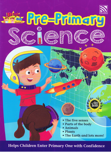 Bright Kids Books: Science Pre-Primary