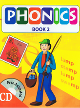 Load image into Gallery viewer, Phonics Book 2