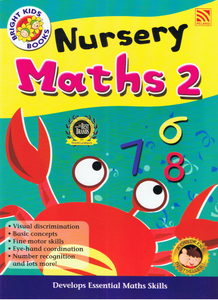 Bright Kids Books: Nursery: Maths 2