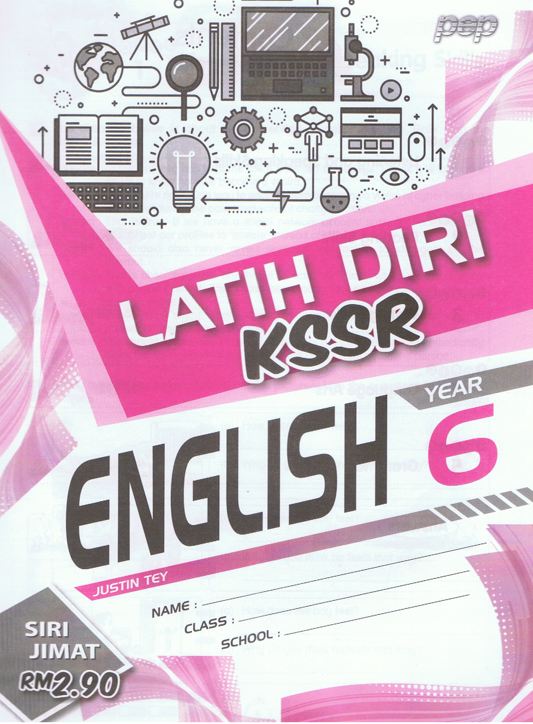 Latih Diri: English Year 6
