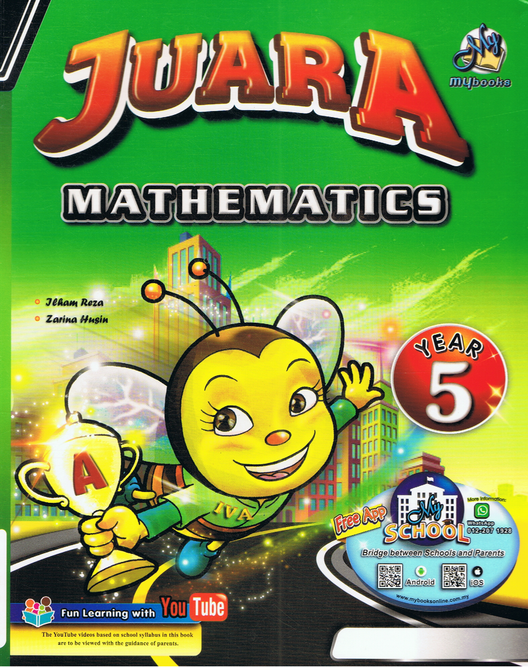 Juara: Mathematics Year 5