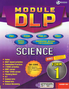 Module DLP: Science Form 1