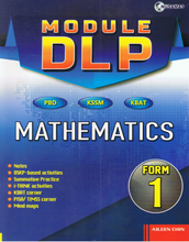 Load image into Gallery viewer, Module DLP: Mathematics Form 1