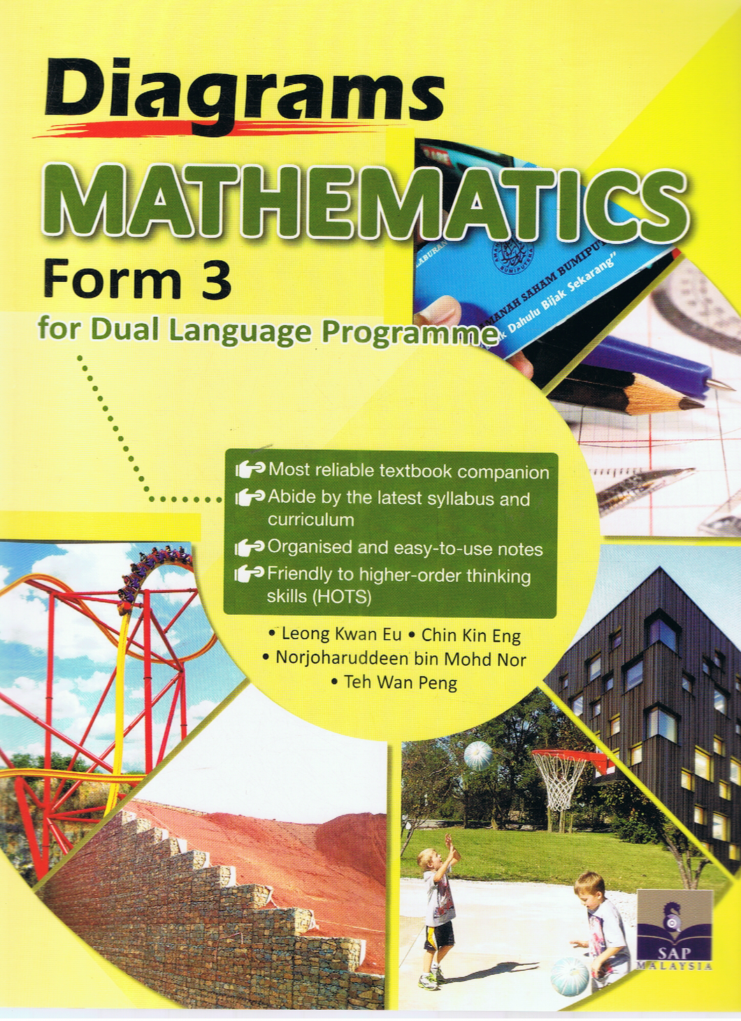 Diagrams: Mathematics Form 3