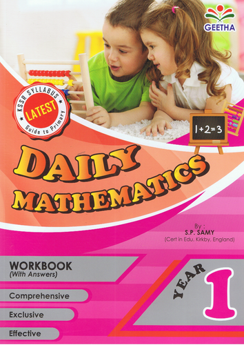 Daily Mathematics Year 1
