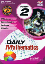 Load image into Gallery viewer, Daily Mathematics Form 2