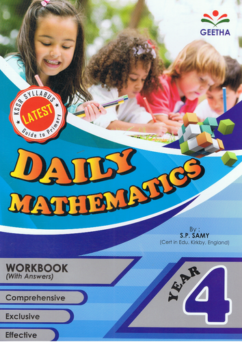 Daily Mathematics Year 4