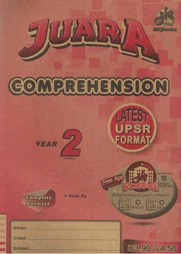 Juara: Comprehension Year 2