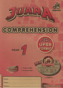 Juara: Comprehension Year 1