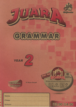 Load image into Gallery viewer, Juara: Grammar Year 2
