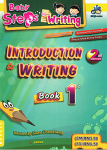 Load image into Gallery viewer, Baby Steps In Writing: Introductions Writing Book 1