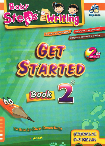 Baby Steps In Writing: Get Started Book 2
