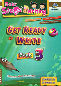 Baby Steps In Writing: Get Ready To Write Book 3