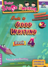 Load image into Gallery viewer, Baby Steps In Writing: Roate To Good Writing Book 4