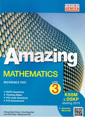 Amazing: Mathematics Form 3