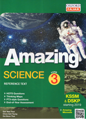 Amazing: Science Form 3