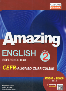 Amazing: English Form 2