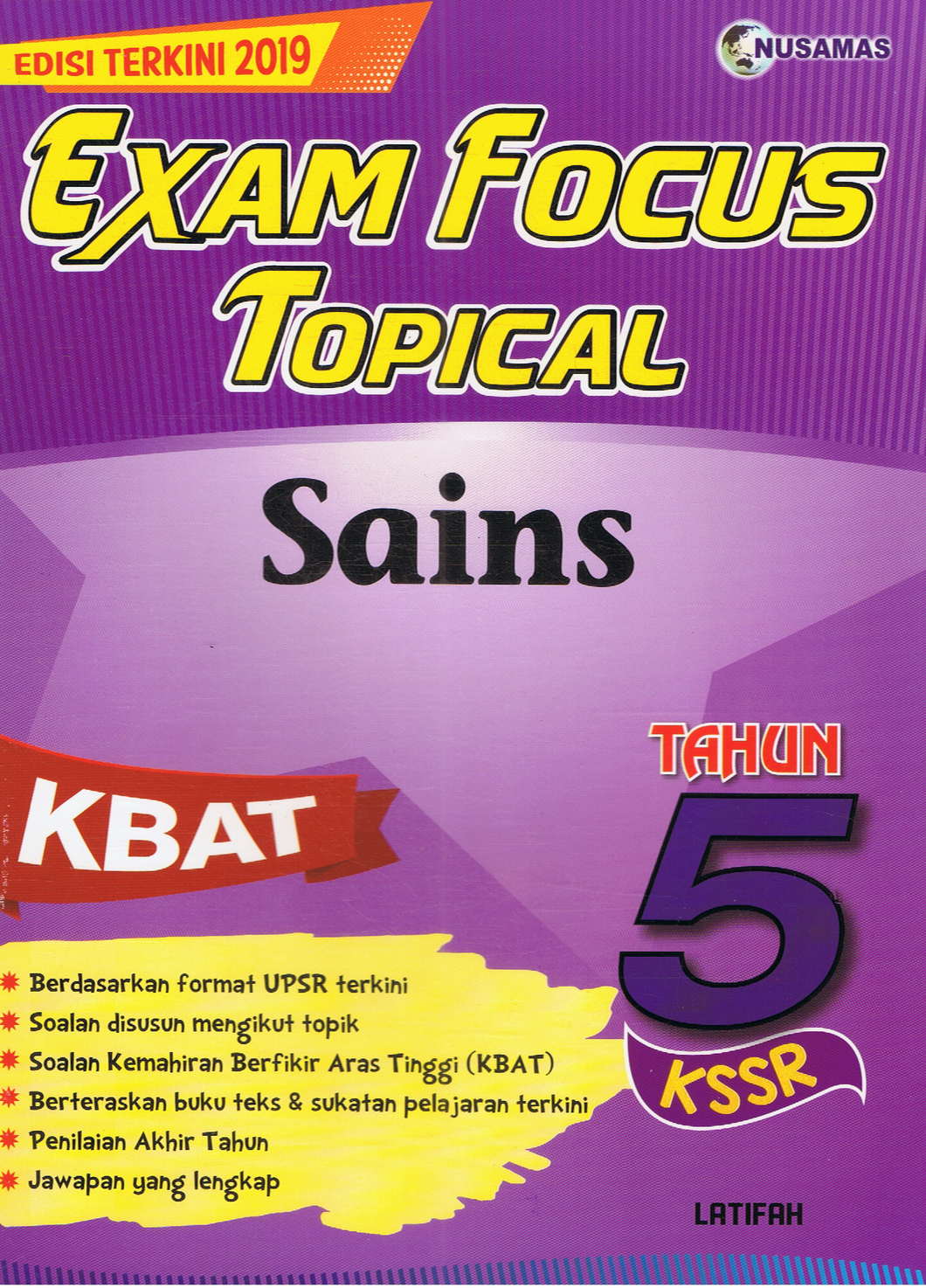 Exam Focus Topical: Sains Tahun 5