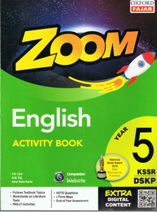 Zoom: English Year 5