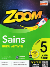 Load image into Gallery viewer, Zoom: Sains Tahun 5