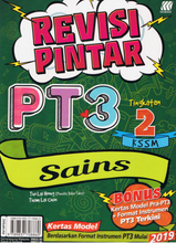 Load image into Gallery viewer, Revisi Pintar: Sains Tingkatan 2 Pt3