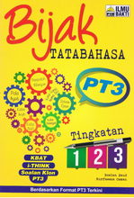 Load image into Gallery viewer, Bijak: Tatabahasa PT3