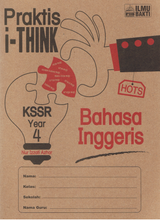 Load image into Gallery viewer, Praktis I-think: Bahasa Inggeris Year 4