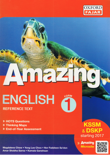 Amazing: English Form 1