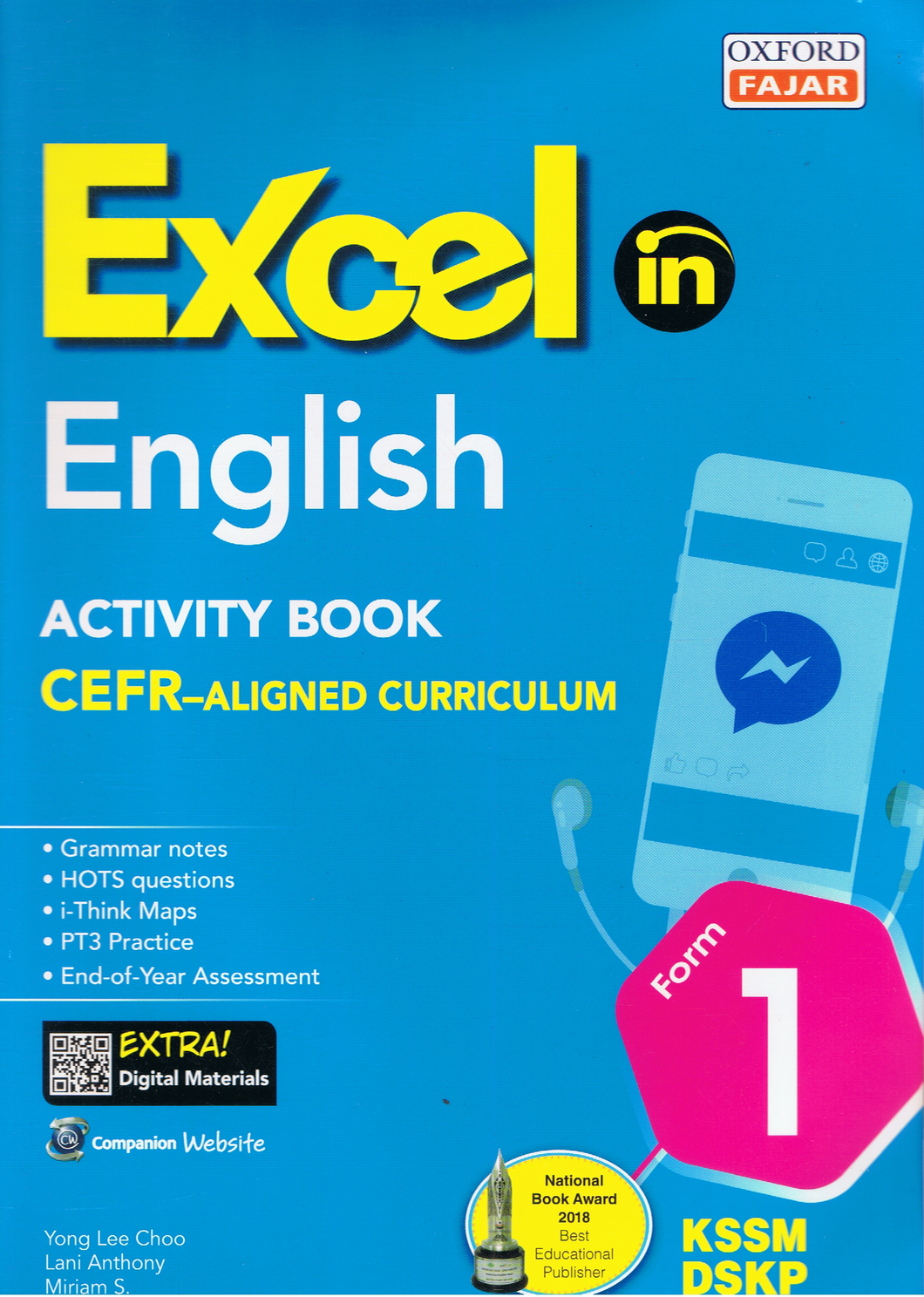 Exel In: English Form 1