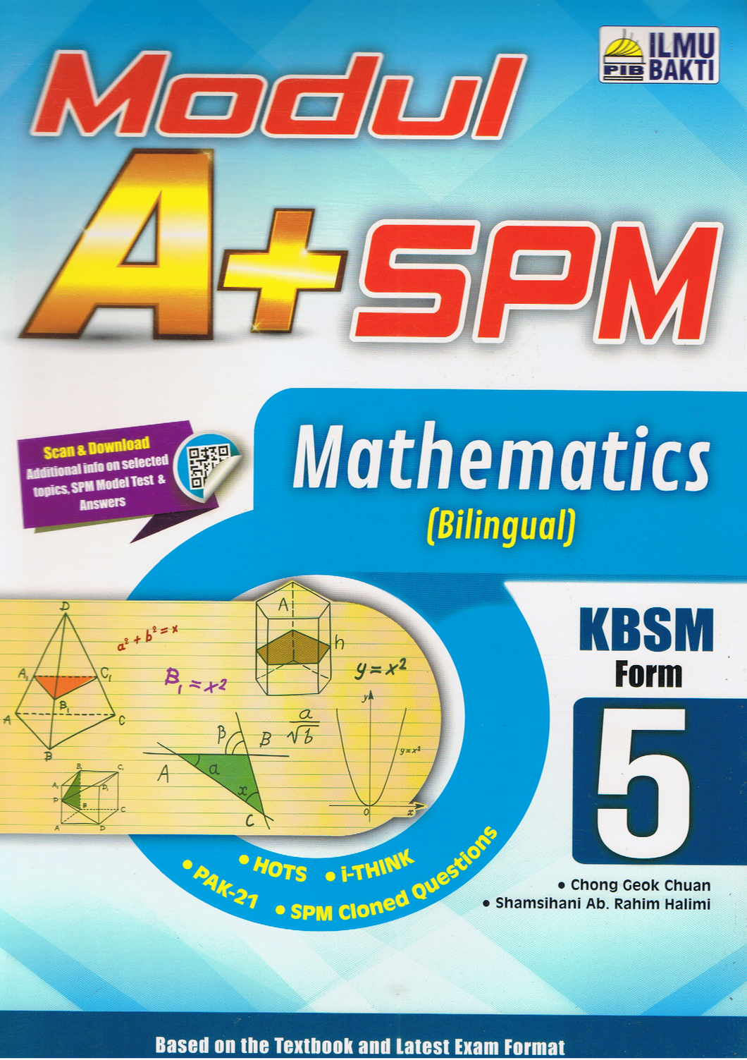Modul A+ SPM: Mathematics Bilingual Form 5