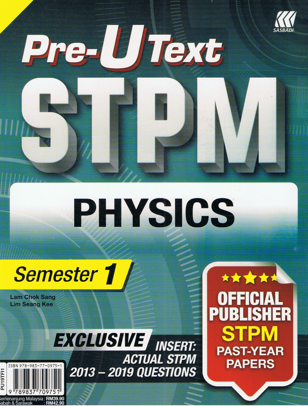 Pre-U Text STPM: Physics Semester 1