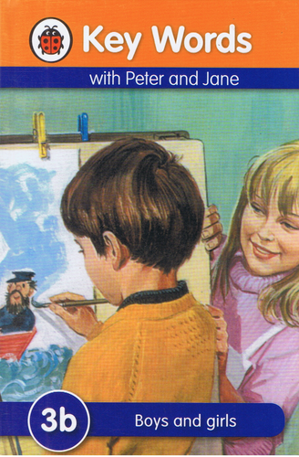 Key Words With Peter And Jane: Boys And Girls 3b