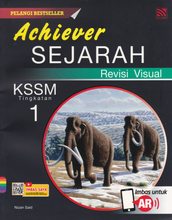 Load image into Gallery viewer, Achiever: Sejarah Tingkatan 1