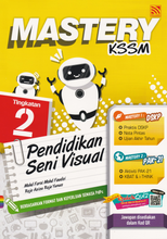 Load image into Gallery viewer, Mastery: Pendidikan Seni Visual Tingkatan 2