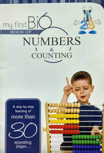 My First Big Book Of Numbers & Counting