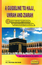 Load image into Gallery viewer, Al-Hidayah-A Guideline To Hajj, Umrah And Ziarah-9789830994987-BukuDBP.com